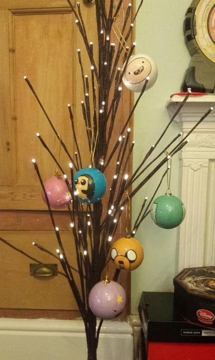 Just decorated my christmas tree