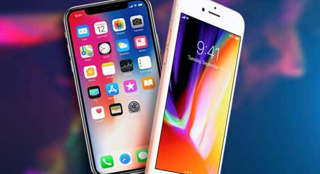 hot search iPhone-8-and-X