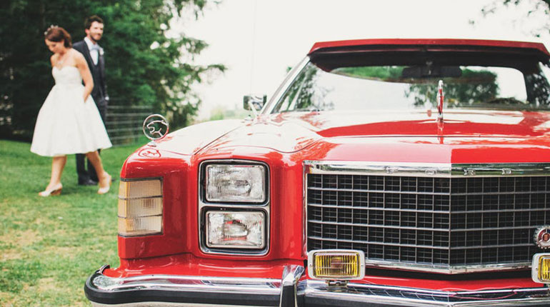 book-wedding-car