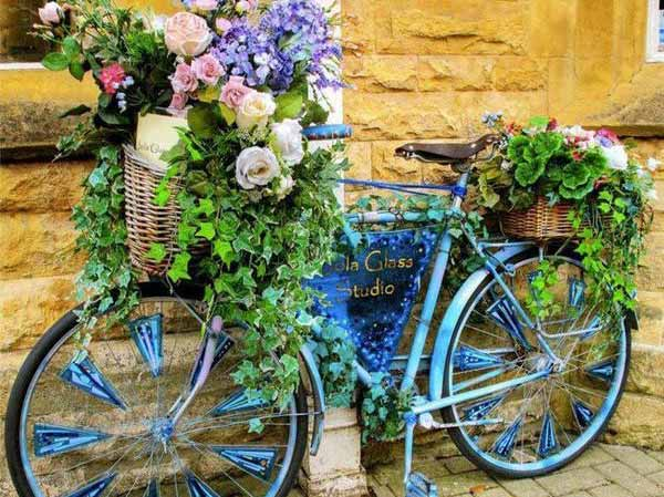 bicycle-DIY-craft
