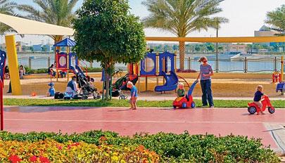 Pond-Park-Al-Barsha-dubai