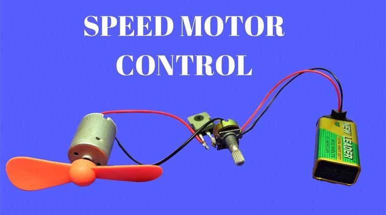 DC Motor Speed