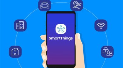 Samsung-SmartThings-Platform