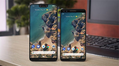 flagship phone Pixel 3 XL