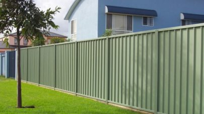 Advantages Of Colorbond Fencing