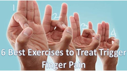 Exercises Treat Trigger Finger Pain