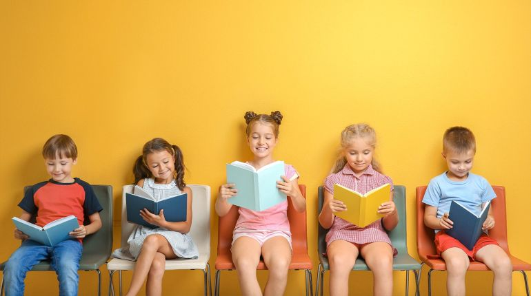 Kids Study Balance