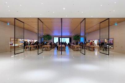 apple store design