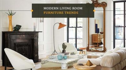 Modern Living Room Furniture Trends