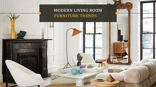 Modern Living Room Furniture Trends
