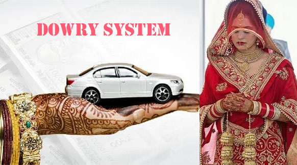 Main Causes of Dowry System