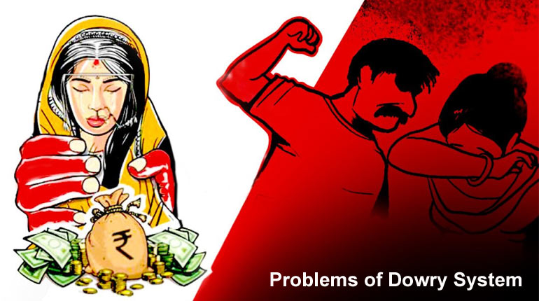 problems and effects dowry system