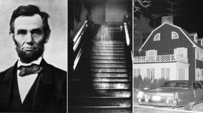 Ghost-Sightings-Abraham-Amityville-Raynham Hall