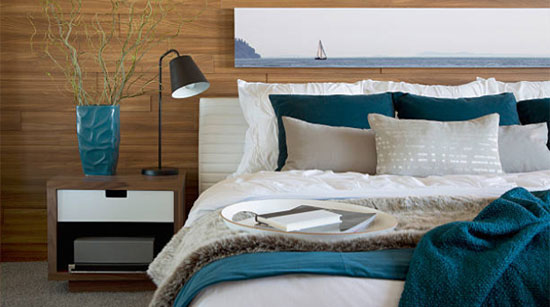 Soundproof and Lightproof Bedroom