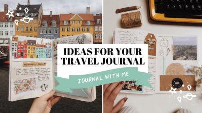 Keeping Travel Journal