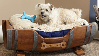 Personalized Animal Bed