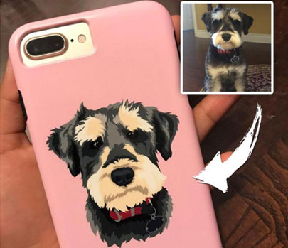 Personalized Pet Phone cases