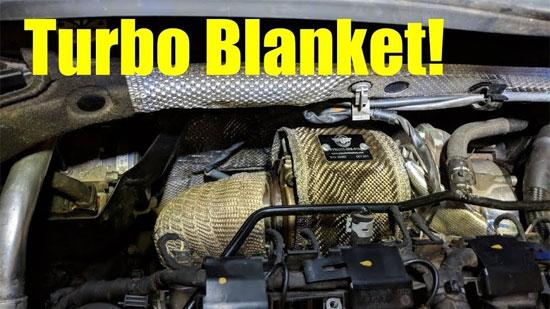 turbo blankets