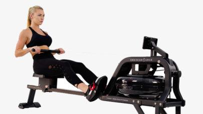 Water-Rowing-Machine