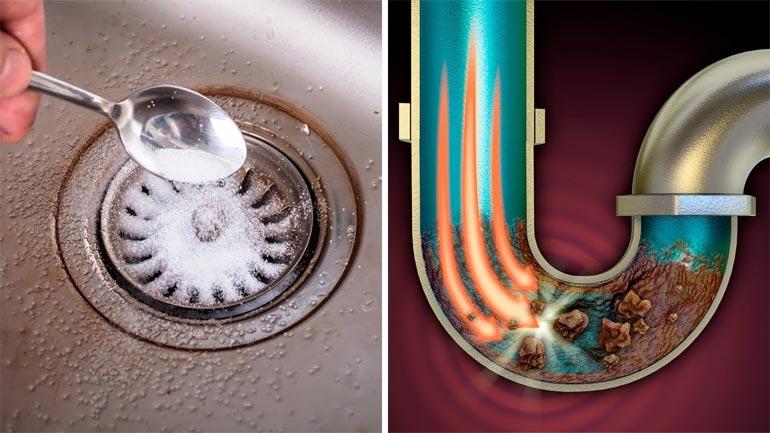Solve-Clogged-Sink-Problem