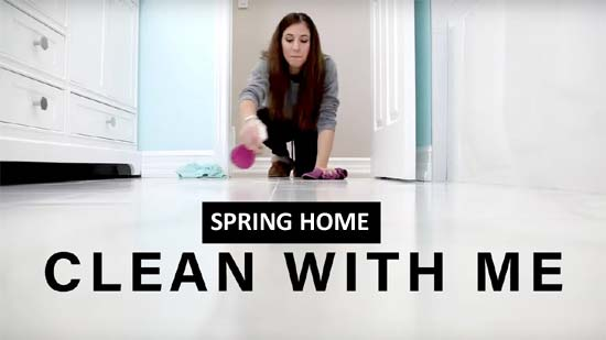 Spring-Home-Cleaning