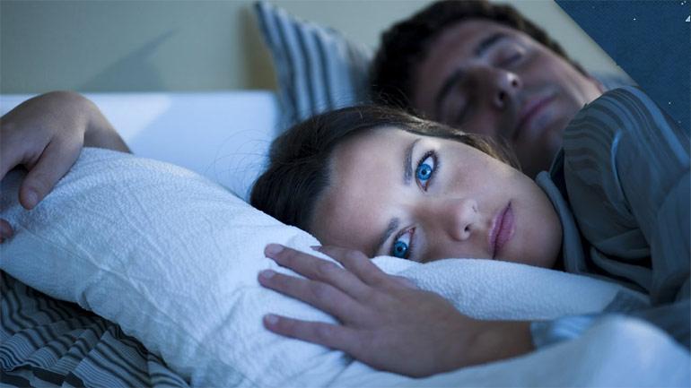 Suffering Sleep Disorder