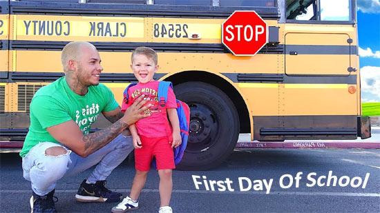 Prepare Child First Day School