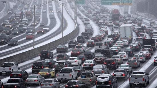 Reduce Stress Stuck Traffic