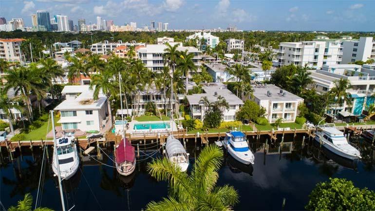 Amenities Fort Lauderdale Homes