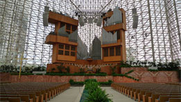 Crystal-Cathedral-Glass Architecture