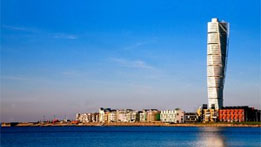 Turning-Torso-Curves Architecture
