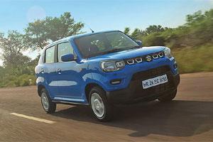 best-car-india-Maruti Suzuki S-Presso