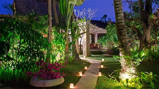 Home Lighting Tips Outdoor Night