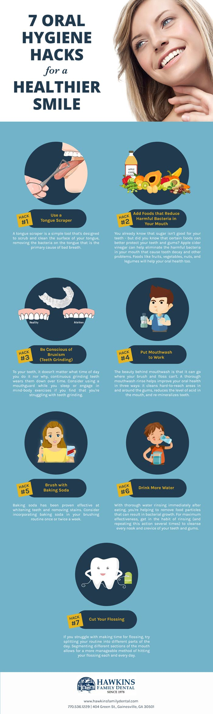 Importance-Oral-Hygiene-Infographic