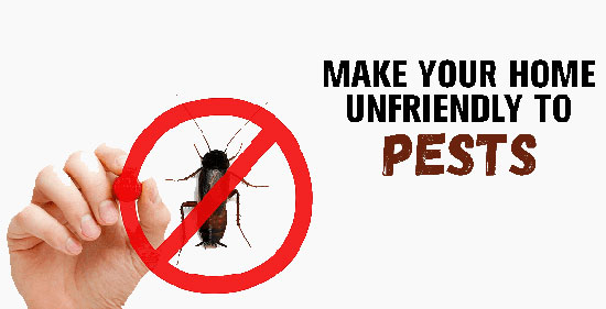 Unwelcoming-To-Pests