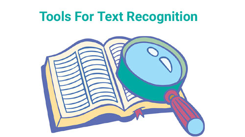 OCR Tools Text Recognition
