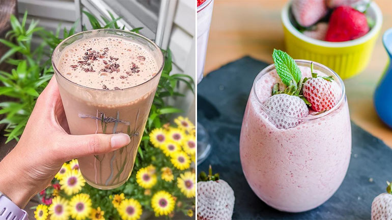 Shakes Lose Weight and Build Muscle