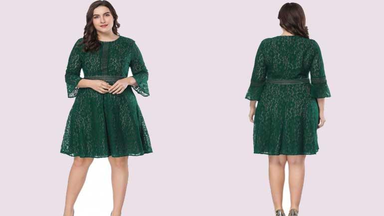 Tye-dye-plus-size-dresses