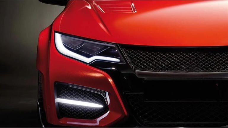 Front-LED-Headlights