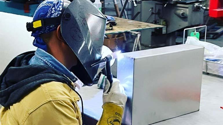 Metal Fabrication Work Tools