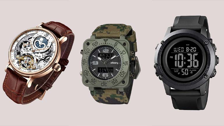 Types-Of-Watches-need-to-know